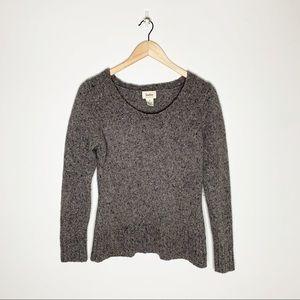 NEIMAN MARCUS Cashmere Crew Neck LS Sweater Small